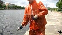 Magnet fishing 58 (magneetvissen) Rotterdam.  follow us on Yoy tube