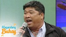 """Magandang Buhay: Daddy D sings Kenny Rogers' """"She Believes in Me"""""""