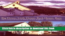 Read Big House, Little House, Back House, Barn: The Connected Farm Buildings of New England Ebook