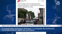 Prise d'otages dans une église de Seine-Maritime