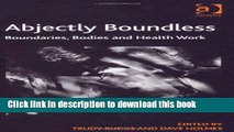 Read Abjectly Boundless PDF Free