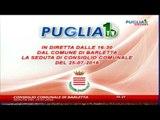 Consiglio Comunale di Barletta - seduta del 20.07.2016   Diretta Streaming