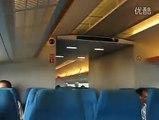 上海磁悬浮列车,有多快?老外亲身体验,比子弹头高铁快!