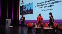 Conférence de presse de la French Tech à Laval le 25 juillet 2016