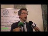Napoli - Gemellaggio tra la Federico II e Nablus (25.07.16)