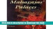 Download Maharajas  Palaces  PDF Free