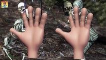 Finger Family Rhymes for Children Crazy Skeleton Vs Mummy   Finger Family Nursery Rhymes   Halloween