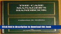Read The Case Manager s Handbook PDF Online