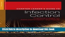 Read Chapter Leader s Guide to Infection Control: Practical Insight on Joint Commission Standards