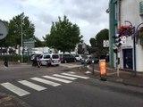 Fransa'da Kiliseye Şok Baskın! Papazın Boğazını Kestiler, Polis Saldırganları Öldürdü