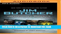Read Jim Butcher - Dresden Files: Books 1-4: Storm Front, Fool Moon, Grave Peril, Summer Knight