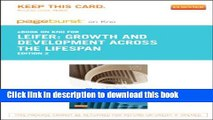 [PDF] Growth and Development Across the Lifespan - Elsevier eBook on Intel Education Study (Retail