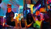 Voilà à quoi ressemble New York sous LSD