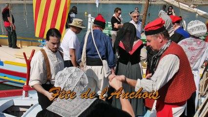 Fête de l'anchois à Collioure 2016