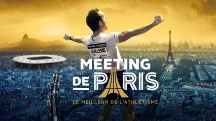 Teaser MEETING de PARIS 2016