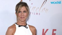 Jennifer Aniston Cannot Contain Her Tears at Giffoni Film Festival
