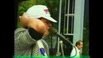 Shu-Bi-Dua - 10.Står På En Alpetop - Live Tivoli 1992