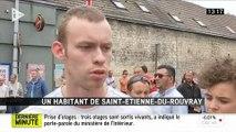 Attentat de Saint-Etienne-du-Rouvray : nouveau témoignage d'un habitant