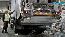 Make-A-Wish Foundation Grants A Young Boy's Wish To Be A Garbage Man