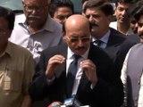 CHIEF MINISTER SINDH SYED QAIM ALI SHAH ......SOT,,,....................KARIM WASSAN .MEDIA CELL CM HOUSE SINDH,  ,,,