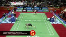 Viktor Axelsen - Top 5 - Badminton - Play Of The Day