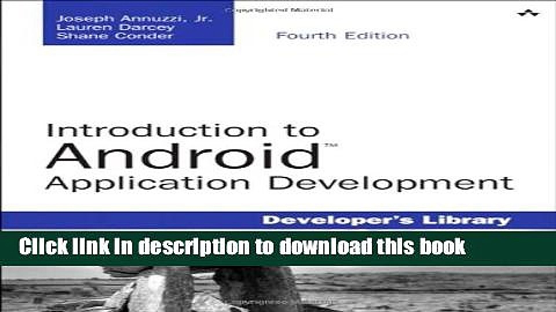 Download Introduction to Android Application Development: Android  Essentials (4th Edition) PDF