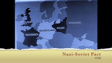 The Newsreel Nazi-Soviet Pact 1939
