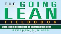 The Going Lean Fieldbook