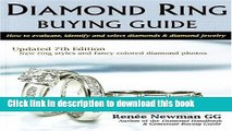 Read Books Diamond Ring Buying Guide  How to Evaluate, Identify, and Select Diamonds   Diamond