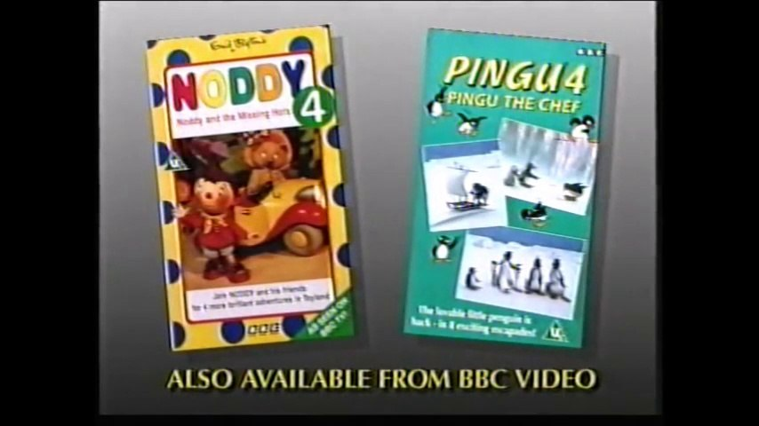 Start and End of The Little Polar Bear - The Ice Floe VHS (Monday 31st October 1994) | Godialy.com