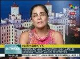Aniversario del asalto al cuartel Moncada se da en una Cuba diferente