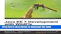 Download Java EE 7 Development with WildFly PDF Online