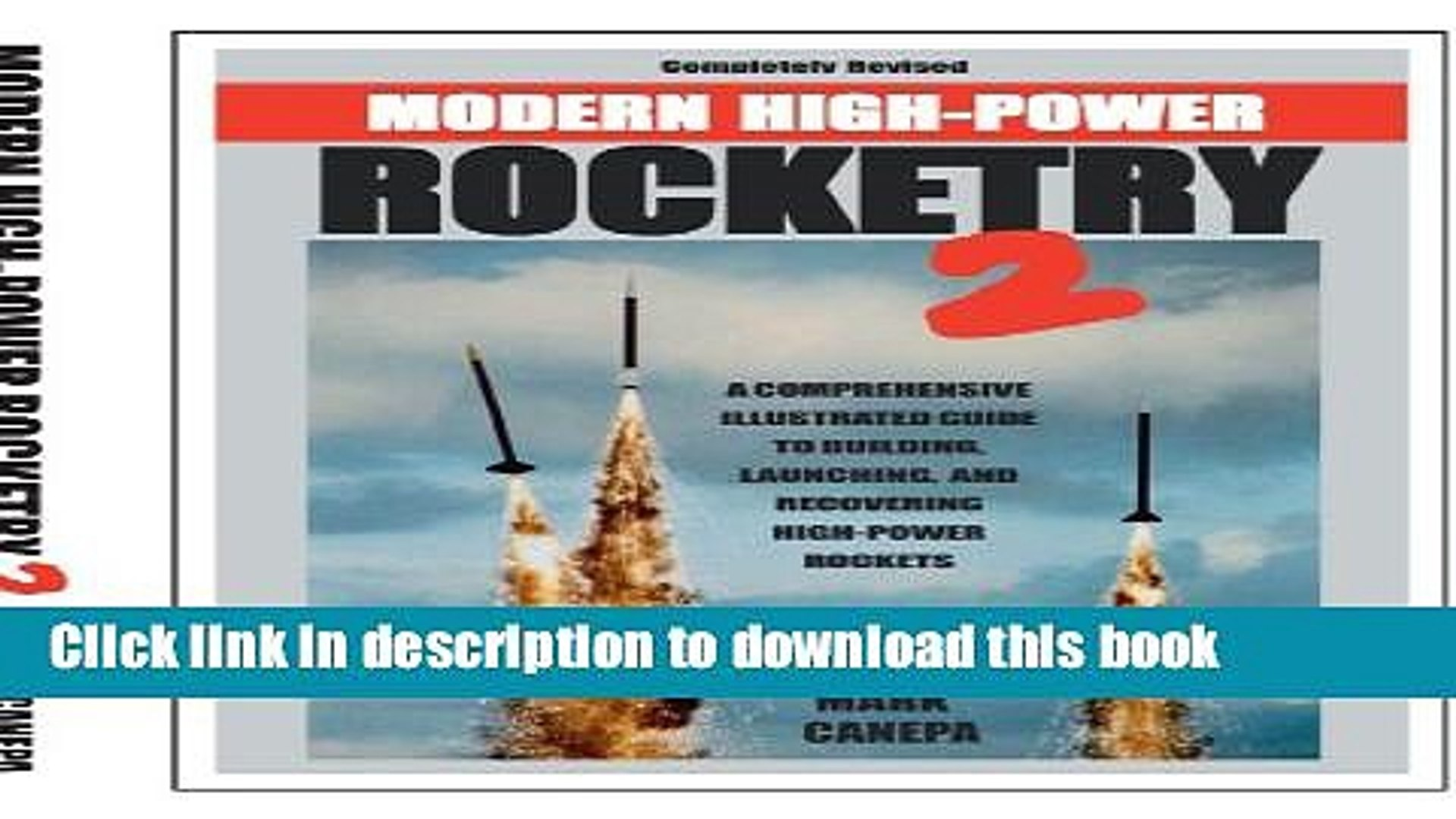 Download Modern High-Power Rocketry 2 PDF Online