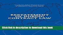 [PDF]  Restatement of Nordic Contract Law  [Read] Online