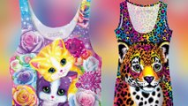 7 Pieces From Lisa Frank's Clothing Line Every '90s Girl Needs