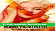 Read The Assassination of Marilyn Monroe: Unabridged PDF Free