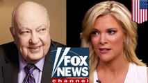 Megyn Kelly claims Roger Ailes sexually harassed her as well, Fox News boss set to quit - TomoNews