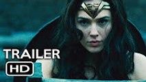 Wonder Woman Comic Con Trailer (2017) Gal Gadot, Chris Pine Action Movie HD