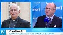 """Monseigneur Lalanne : """"Nous devons travailler main dans la main pour un monde plus fraternel"""""""
