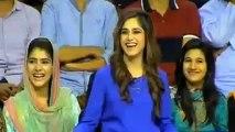 Agar Aap ko Film Main Hero Le Lia Jaye To Kis Actress Ko Herione Lena Pasand Karain Gay? Watch Naeem Bukhari's Interesti