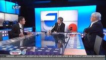 Politique Matin - LCP : Débat entre Erwann Binet (PS) et Claude Goasguen (UMP)