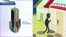 Samsung Push and Pull Digital Door lock (SHS-P718-SHS-P717)
