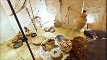 Inside of The Prophet Muhammad's (pbuh) House and His Belongings (Replica)
