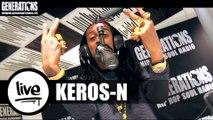 Keros-n - T'es Mignon (Live des studios de Generations)