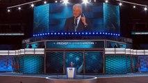 Bill Clinton backs Hillary at Democratic National Convention