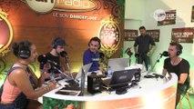 Nicky Romero en interview à Tomorrowland pour Fun Radio