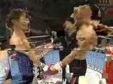 Mamoru Takaragi vs. Toko Kin (Kickboxing bout)