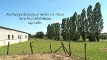 Journée pédagogique sur les contôles dans les exploitations agricoles