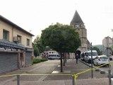 Saint-Etienne-du-Rouvray pleure son prêtre assassiné