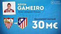 Officiel : Kévin Gameiro signe à l'Atlético Madrid !